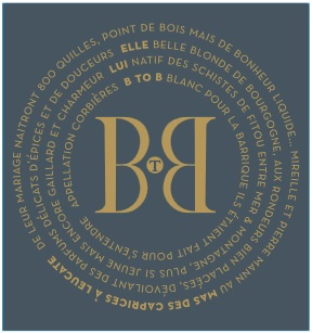 B to B 2013 label