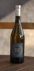 B to B white wine of mas des caprices