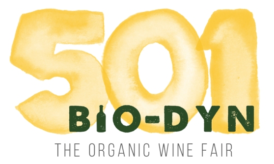 Logo 501 BioDYN Wine Fair in Munich